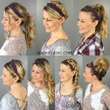 headbands for hair 7 ways to wear a headband hair by lori