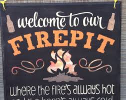 Firepit Signs Pit Signs Firepit Pit Grill Ideas