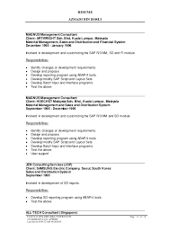 Movie Theater Resume Sample by Cv Azmadi Rosli September 2015