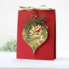 159 best cards memory box ornaments images on