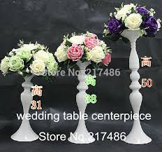 Tall Metal Vases For Wedding Centerpieces by Popular Centerpiece Vases Wholesale Buy Cheap Centerpiece Vases