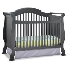 Gray Convertible Crib Storkcraft Valentia 4 In 1 Convertible Crib In Gray Free Shipping