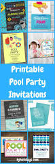 pool party invitations free 263 best birthday party ideas images on pinterest birthday party
