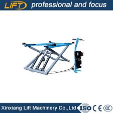 manual scissor lift platform manual scissor lift platform