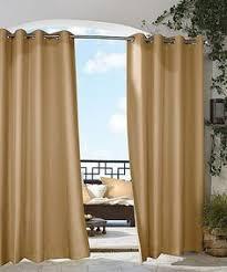 Outdoor Gazebo Curtains Palram 4 Piece Martinique Garden Gazebo Curtain Set In Grey Grays
