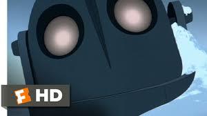the iron giant the iron giant 10 10 movie clip resurrection 1999 hd youtube