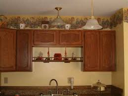 Above Kitchen Cabinet Decor Ideas - kitchen cabinet kitchen shelf decor kitchen cabinet plants