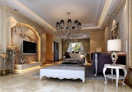 neoclassical living room home design