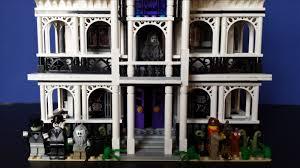 lego ideas disneyland u0027s haunted mansion