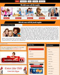 template joomla 3 0 for free download with full responsive images