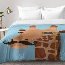 Giraffe Bed Set Giraffe Bedding Wayfair