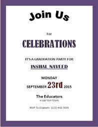template for invitation flyer event invitation flyer