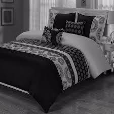 5 Piece Duvet Set 201 Best Gray Bedding Images On Pinterest Gray Bedding Duvet