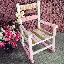 Rocking Chair For 1 Year Old Child U0027s Rocking Chair Minnie Mouse Inspired Diy By Me U003c3