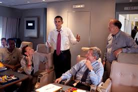 Air Force One Interior Free Public Domain Image President Obama With Congressional