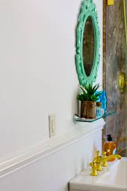 mini bathroom makeover five small changes that make a big