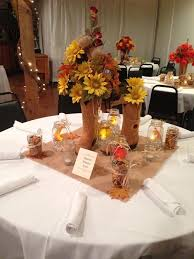 western wedding table centerpieces 4623