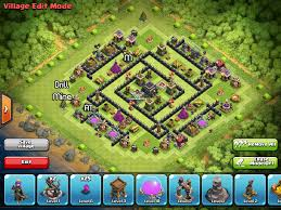 Coc Map Town Hall 8 War Base Ataraxia Anti Dragon Anti Hog Spread Layout