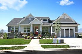 craftsman style rambler homes home style craftsman style rambler homes
