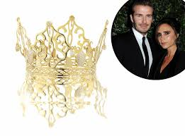 victoria beckham u0027s wedding tiara is up for auction u2014find out if it