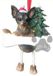 princess chihuahua ornament ornaments