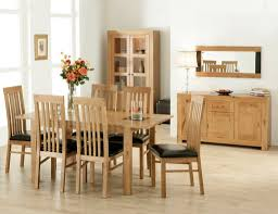 Oak Dining Room Chair Oak Dining Table And Chairs Set Luxury With Photo Of Room