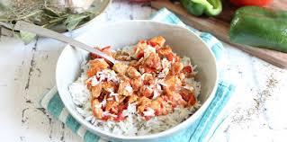 cuisine poulet basquaise poulet basquaise facile recette sur cuisine actuelle