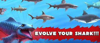 download game hungry shark evolution mod apk versi terbaru hungry shark evolution v5 3 0 apk mod unlimited gems sharks