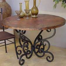 Dining Room Awesome Table Bases Tablebases Quality Metal Wrought - Metal table base designs