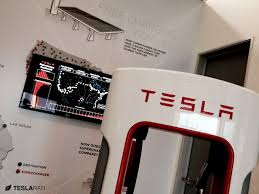 Tesla Supercharger Map Real Time Tesla Supercharger Notifications