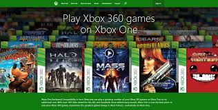 full list xbox 360 games that are compatible with xbox one