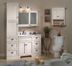bathroom vanities with linen towers 36