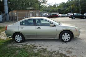 2005 mitsubishi galant es pewter sedan used car sale