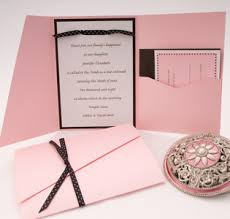 invitation pockets custom pocket jacket gatefold invitations and invitation boxes