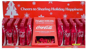 dollar general make coca cola ornament w free cap topper on