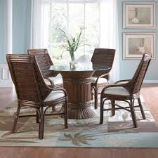 british club rattan dining room set from hospitality rattan