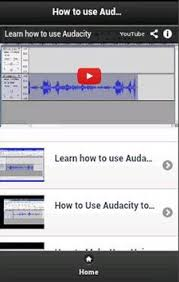 how to use audacity apk free undefined app for android