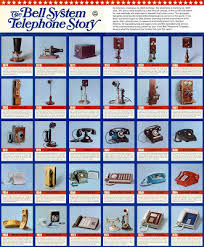 history of telephone jakk telephone history 1960 1980 s