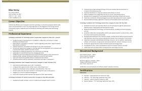 Best Resume Gallery by Technology Coordinator Resume Resume For Your Job Application
