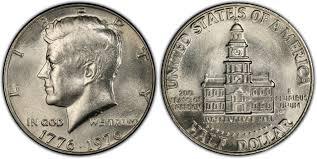 1776 to 1976 quarter your u s coins kennedy half dollar
