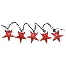 christmas stars string lights christmas wikii