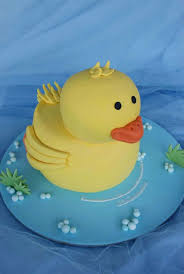 duck cake 3d duck cake by verusca on deviantart