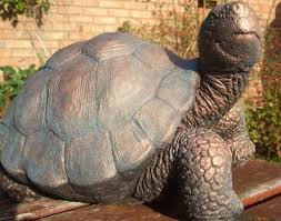 ornate tortoise ornament co uk garden outdoors