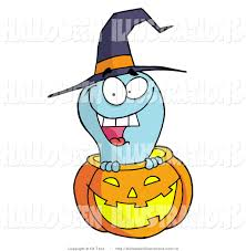 royalty free stock halloween designs of ghouls