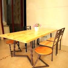 wood and iron dining room table dining chairs wrought iron and wood dining chairs wrought wrought