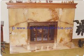 backlit onyx fireplaces backlighting onyx fireplaces surrondings
