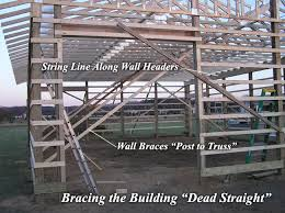 Barn Truss Jarvis Builders Custom Pole Barns Roofing Siding And Remodeling