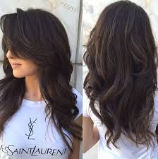 is v shaped layered look good for curly hair 80 cute layered hairstyles and cuts for long hair in 2018