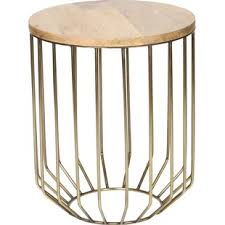 Wire Side Table Metal Wire Side Table Wayfair