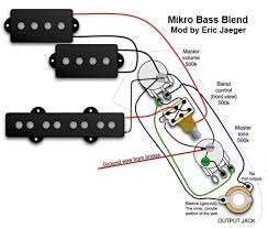 bass guitar wiring diagram 2 pickups wiring diagram and